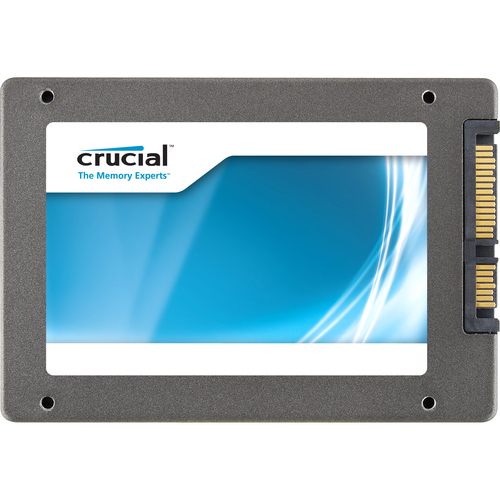 "Crucial CT128M4SSD2CCA 128 GB 2.5"" Internal Solid State Drive"