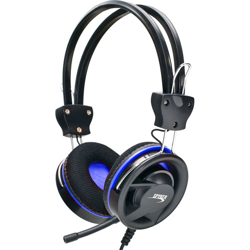 SYBA Multimedia CL-AUD63021 Headset - Stereo - Mini-phone