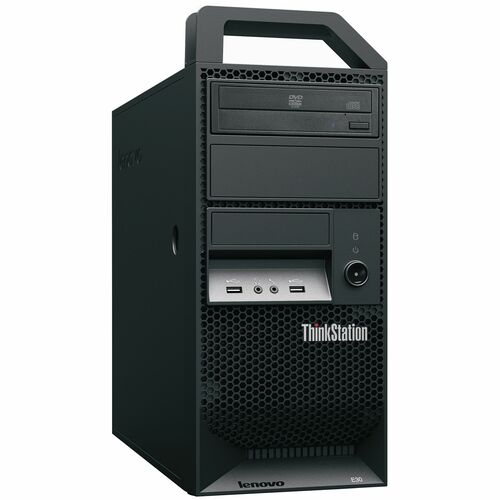 Lenovo ThinkStation 782453U Workstation - 1 x Intel Xeon E3-1235 3.20 GHz - Tower