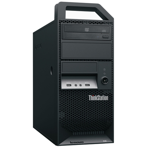 Lenovo ThinkStation 782455U Workstation - 1 x Intel Xeon E3-1220 3.10 GHz - Tower