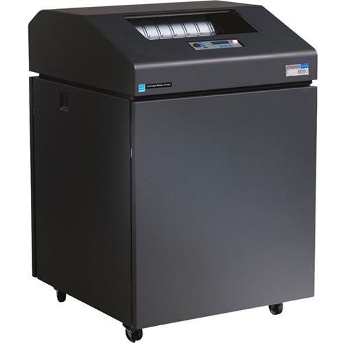 Printronix 6620Q Line Matrix Printer - Monochrome
