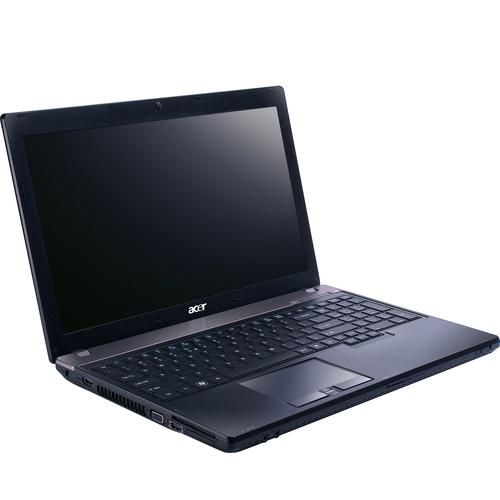 "Acer America TravelMate TM8573T-2524G32Mnkk 15.6"" LED Notebook - Core i5 i5-2520M 2.50 GHz"