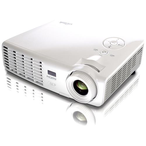 Vivitek D538W-3D 3D Ready DLP Projector - 720p - HDTV