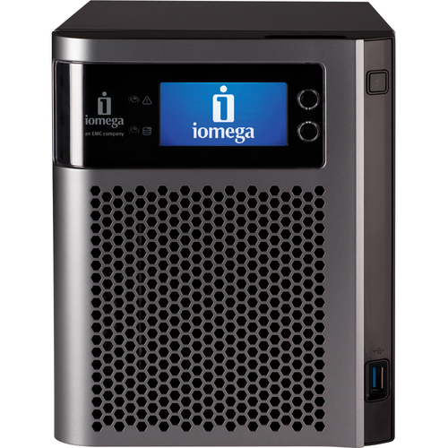 Iomega StorCenter px4-300d Network Storage Server