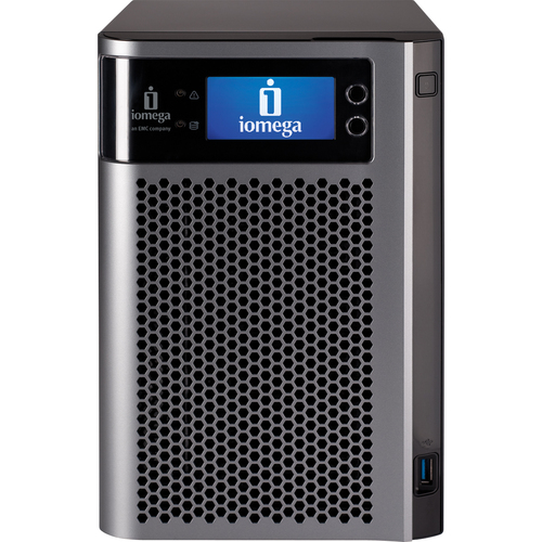 Iomega StorCenter px6-300d Network Storage Server
