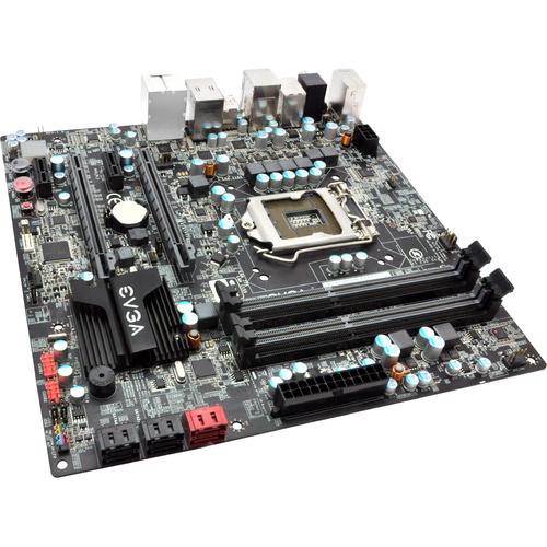 EVGA P67 SLI Desktop Motherboard - Intel - Socket H2 LGA-1155