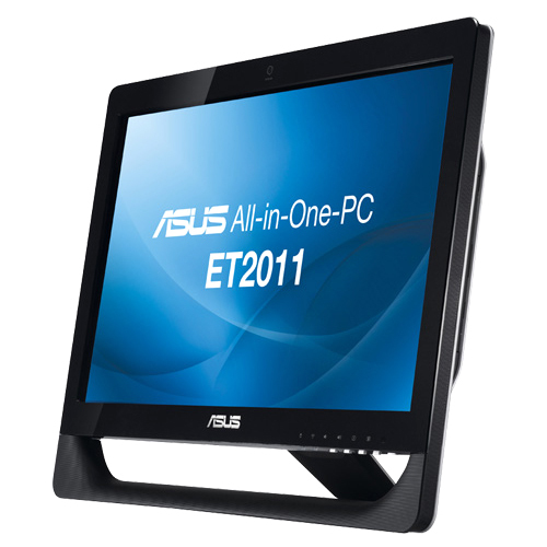 Asus EeeTop ET2011AUKB-B006E All-in-One Computer - AMD E-350 1.60 GHz - Desktop - Black