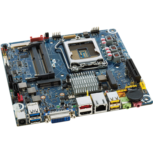 Intel DH61AG Desktop Motherboard - Intel - Socket H2 LGA-1155 - x Bulk Pack
