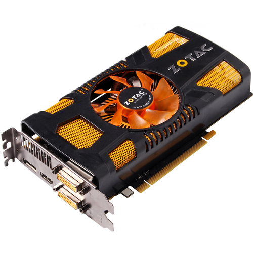 Zotac ZT-50701-10M GeForce GTX 560 Graphics Card - 820 MHz Core - 1 GB GDDR5 SDRAM - PCI Express 2.0 x16