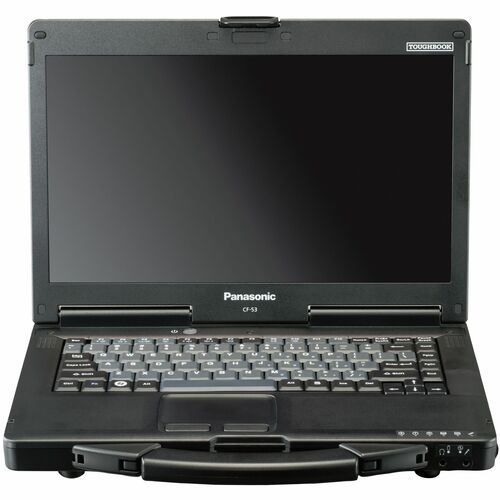 "Panasonic Toughbook CF-53ASGZY1M 14"" LED Notebook - Intel Core i5 i5-2520M 2.50 GHz - Magnesium Alloy"