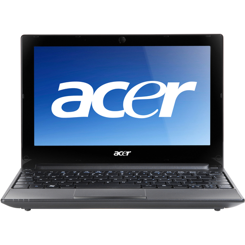 "Acer America Aspire One AOD257-N57Dkk 10.1"" LED Netbook - Atom N570 1.66 GHz (Black)"