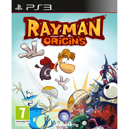 UbiSoft Rayman Origins - Complete Product