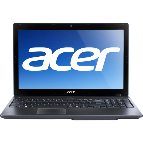 "Acer America Aspire AS5750-2634G64Mnkk 15.6"" LED Notebook - Intel Core i7 i7-2630QM 2 GHz - Black"