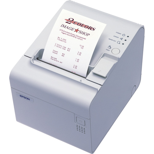 Epson TM-T90 Direct Thermal Printer - Monochrome - Receipt Print