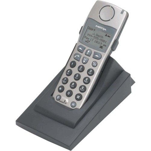 Mitel Networks CM-16 Cordless Phone - 2.40 GHz - Silver