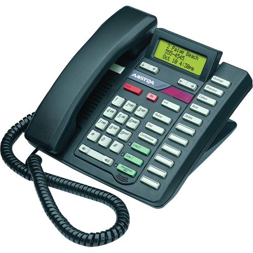 Mitel Networks A0674967 Meridian 9417CW Standard Phone - Ash