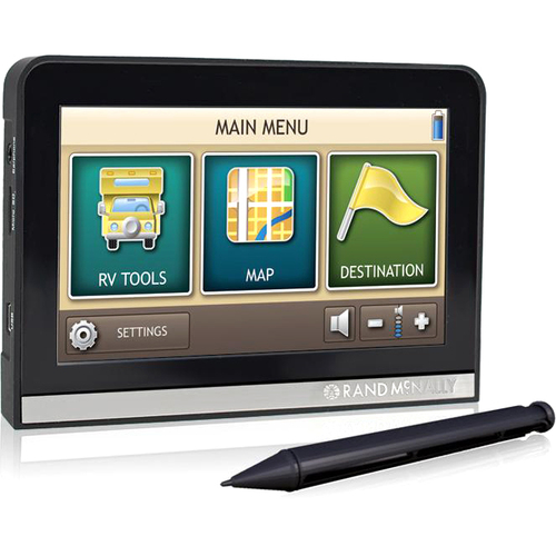 Rand McNally TripMaker 5510 Automobile Portable GPS Navigator