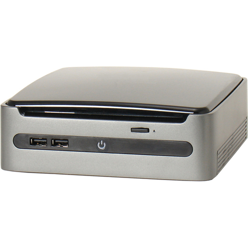 Aopen miniPC MP57-D - Intel QM57 Express Chipset - Socket H LGA-1156 - 1 x Total Processor - Core i3, Core i5, Core i7
