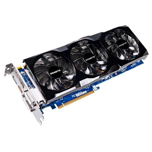 GIGABYTE GV-R695OC-1GD Radeon HD 6950 Graphics Card - 870 MHz Core - 1 GB GDDR5 SDRAM - PCI Express 2.1
