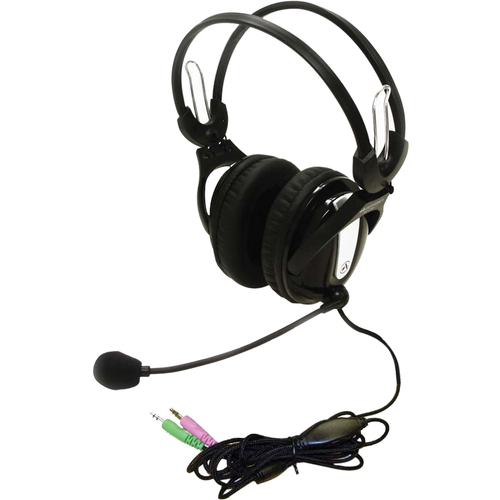 Andrea Electronics Corporation Hi-Fidelity Stereo PC Headset