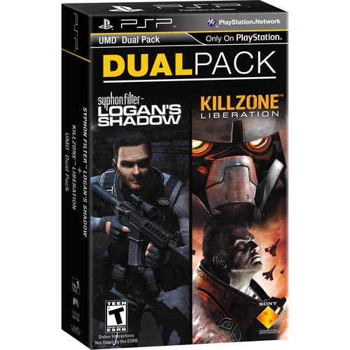 Sony Killzone: Liberation and Syphon Filter: Logan's Shadow Dual Pack