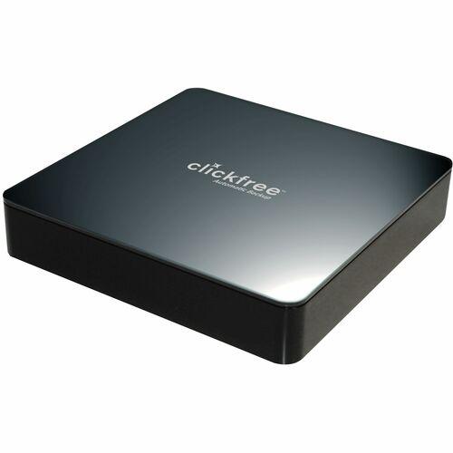 Clickfree C2 Desktop CA3D20-2C 2 TB External Hard Drive - Retail