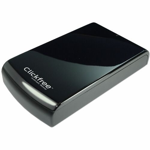 Clickfree C6 Desktop CA3D20-6C 2 TB External Hard Drive - Retail