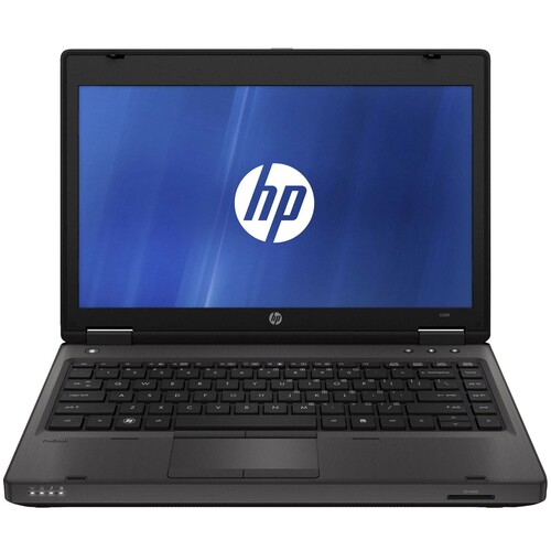 "HP 6360t LJ480UA 13.3"" LED Notebook - Celeron B810 1.6GHz - Tungsten"