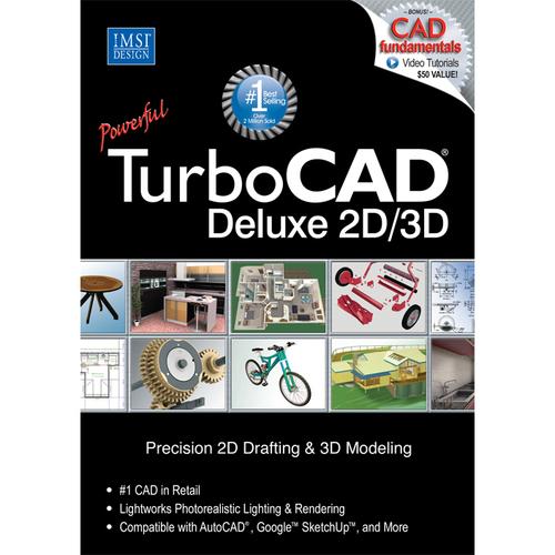 IMSI TurboCAD v.18.0 Deluxe