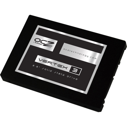 OCZ Technology Vertex 3 VTX3-25SAT3-60G 60 GB Internal Solid State Drive - Black