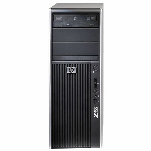 HP VA791UT Workstation - 1 x Xeon W3565 3.20 GHz - Convertible Mini-tower