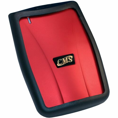 "CMS Products V2ABS-CELP-500-FAR 500 GB 2.5"" External Hard Drive"