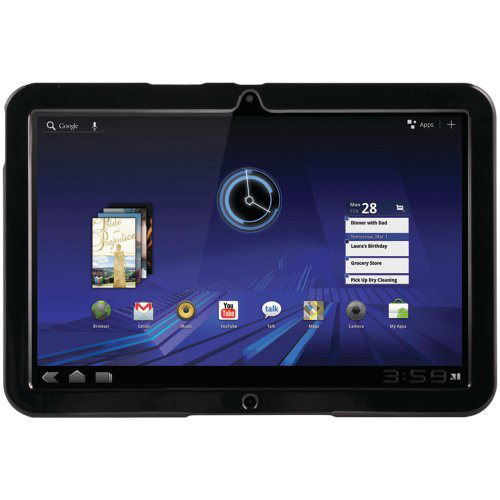 Xentris Wireless Hard Shell for Motorola Xoom Black