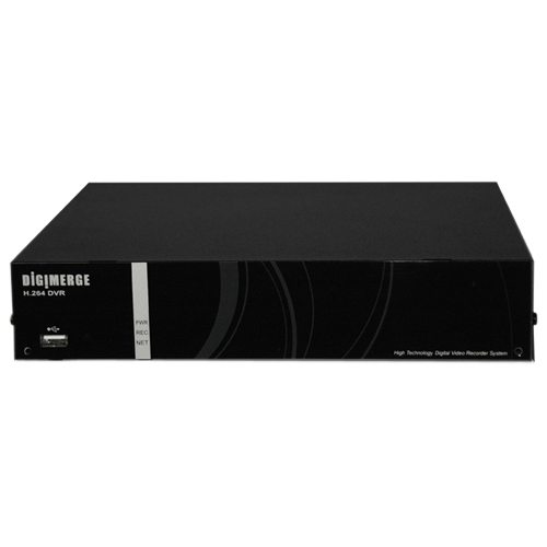 Digimerge Technologies DH104501 Digital Video Recorder - 500 GB HDD