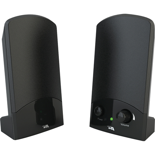 Cyber Acoustics CA-894 2.0 Speaker System
