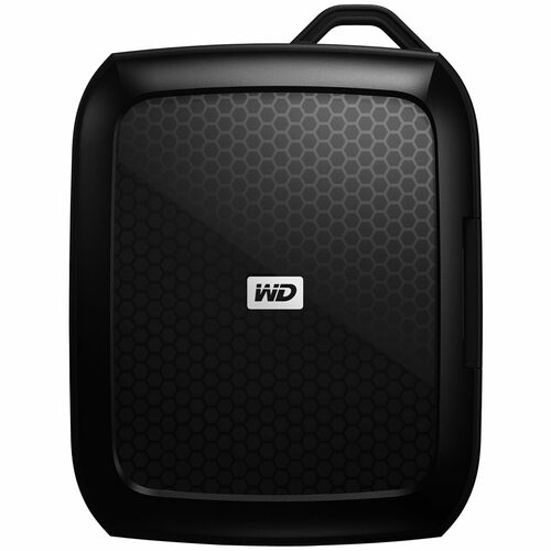 Western Digital Nomad WDBGRD0000NBK-NASN Portable Hard Drive Case