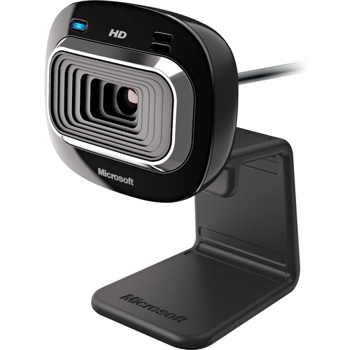 Microsoft LifeCam HD-3000 Webcam - USB 2.0 - 50 Pack