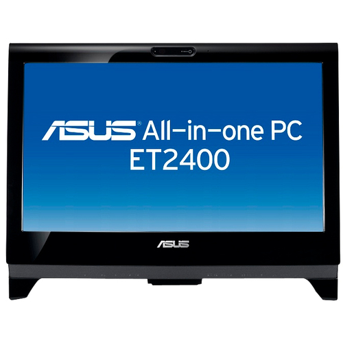 Asus ET2400IGTS-B044E All-in-One Computer - Intel Core i5 i5-2400S 2.50 GHz - Desktop - Black