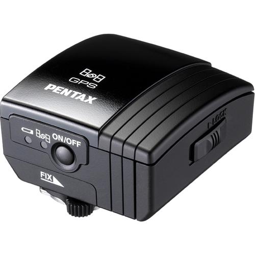 Pentax O-GPS1 GPS Module Hotshoe Mounted Accessory GPS Unit for Pentax K-5, K-r