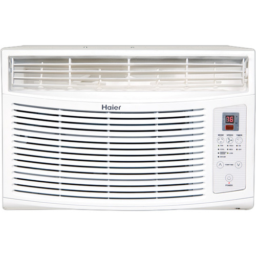 Haier America 8,000 BTU 10.8 EER Fixed Chassis Air Conditioner