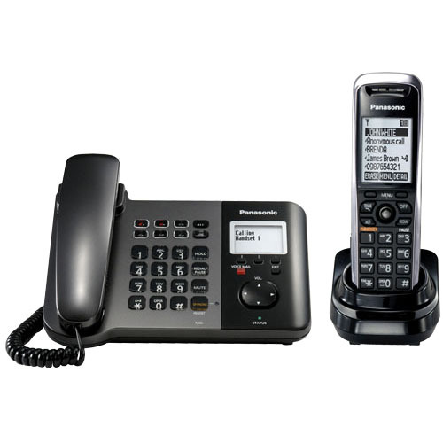 Panasonic KX-TGP551 IP Phone - Wireless