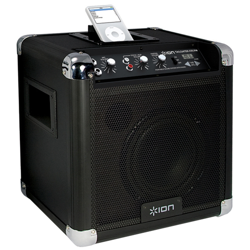 Ion Audio IPA17 Tailgater AM/FM Lightweight Speaker System for iPod