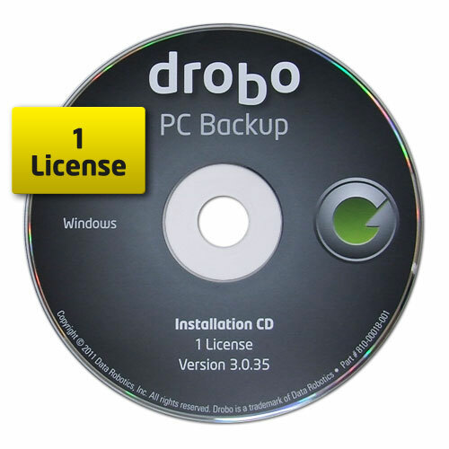 Drobo PC Backup - License - 1 PC