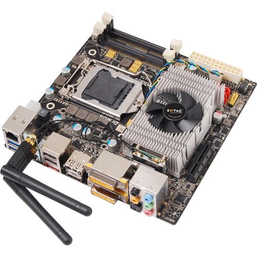 Zotac Z68ITX-B-E Desktop Motherboard - Intel - Socket H2 LGA-1155