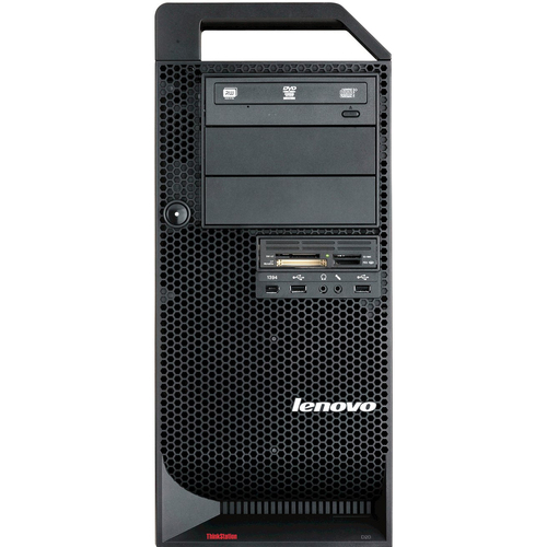 Lenovo ThinkStation 4155K4U Tower Workstation - 1 x Intel Xeon X5650 2.66 GHz
