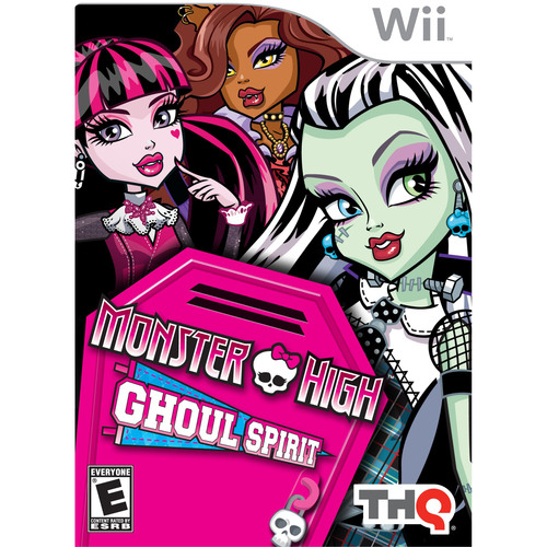 THQ Monster High Ghoul Spirit