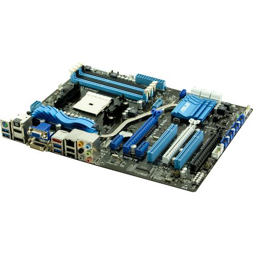 Asus F1A75-V EVO Desktop Motherboard - AMD - Socket FM1