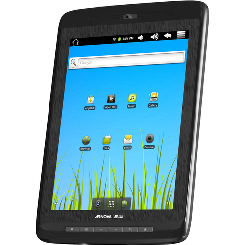 "Archos 8 G2 8"" 4 GB Tablet Computer - Wi-Fi - ARM Cortex A8 1 GHz"