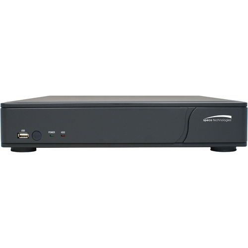 Speco Technologies D8RS Digital Video Recorder - 250 GB HDD