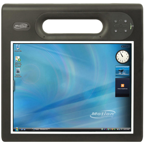 "Motion Computing F5V Tablet PC - 10.4"" - View Anywhere - Wireless LAN - Intel Core i7 i7-680UM Dual-core (2 Core) 1.46 GHz"